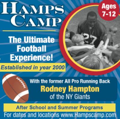 Hamp's Camp Banner